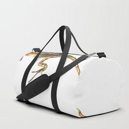 Sunbathing Rascal Duffle Bag