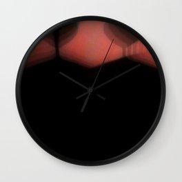 Lollipop Hill Wall Clock