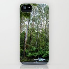 William Ricketts Sanctury, Mount Dandenong, Victoria iPhone Case