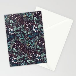 Meadow pattern. Stationery Cards