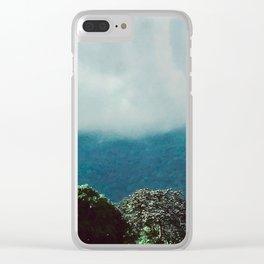 El Salvador Impressions Clear iPhone Case