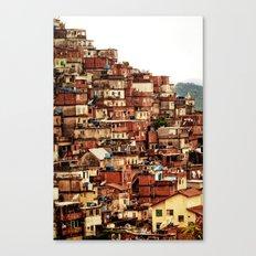 Cantagalo Canvas Print