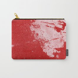Perfect Pitch Red Carry-All Pouch
