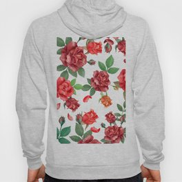 Bouquets of Roses 3 Hoody