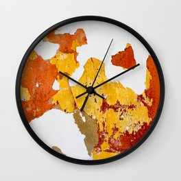 Autumn wall Wall Clock