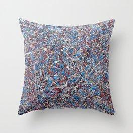 #15 Painting Throw Pillow