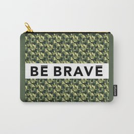 BE BRAVE Camo Collection Carry-All Pouch