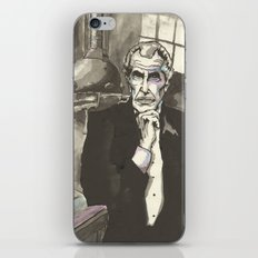 Portrait of Vincent Price in the Laboratory iPhone & iPod Skin