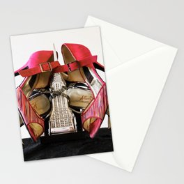 Stiletto Empire 1 Stationery Cards