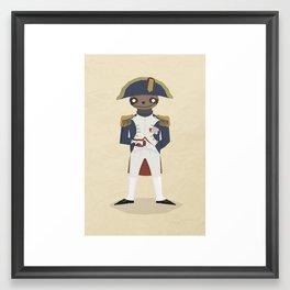 Napoleon Slothepart Framed Art Print