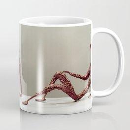 Supine by Shimon Drory Coffee Mug