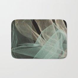 Abstract veil background Bath Mat