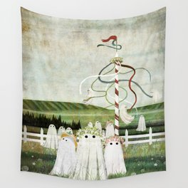 May Queen Wall Tapestry