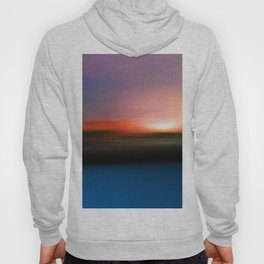 Sunset Colors Hoody