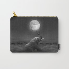 Bringing Light to the Darkness Carry-All Pouch