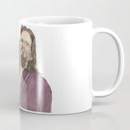 "Jeffrey ""the Dude"" Lebowski Coffee Mug"