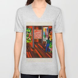 Vintage Cordial Campari Limited Edition Advertisement Poster #7 of 8 originally limited to 70 by Ugo Unisex V-Neck
