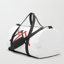 Norge hytte Duffle Bag