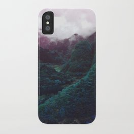 Hometown Valley ~Keikoku~ iPhone Case