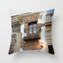 Minimal House Throw Pillow