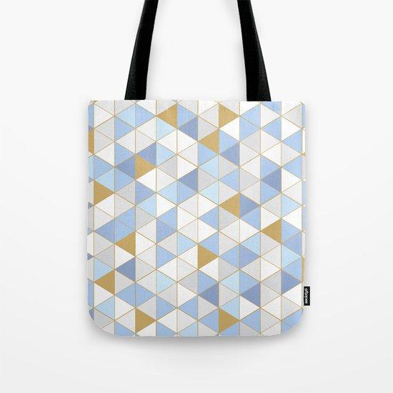 GOLDBLUE Tote Bag