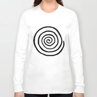 fibonacci Long Sleeve T-shirts featuring Fibonacci by Geryes