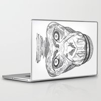 ape Laptop & iPad Skins featuring Ape by Eugene Lee