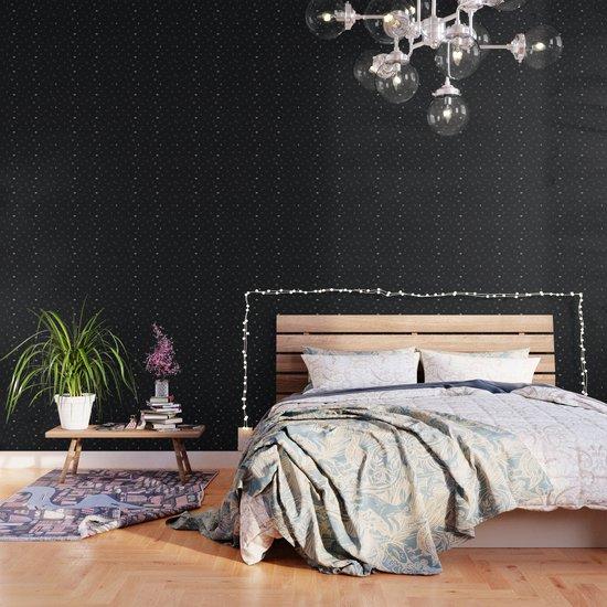 Southwestern Symbolic Pattern in Black & Cream by allie_falcon