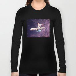 Snowboarding #2 Long Sleeve T-shirt