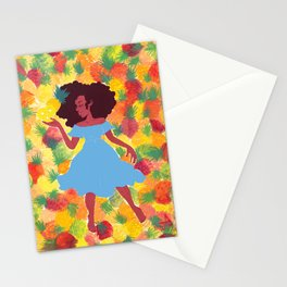 Pineapples Are My Life Stationery Cards