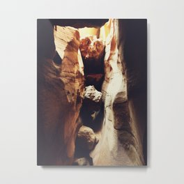Aron Ralston's Accident Location Metal Print