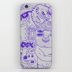 Funny Guys iPhone & iPod Skin
