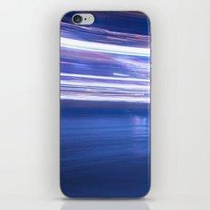 Night Light 121 iPhone & iPod Skin