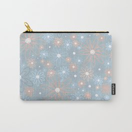 Pales and Grays Carry-All Pouch