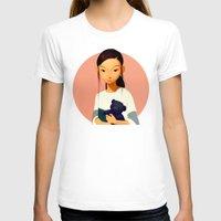 chihiro T-shirts featuring Chihiro by Samuel Youn