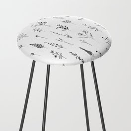 Wildflowers Counter Stool