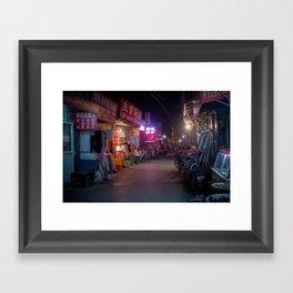 Beijing Huotong Framed Art Print