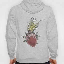 Sorrowful Mother's Heart Hoody
