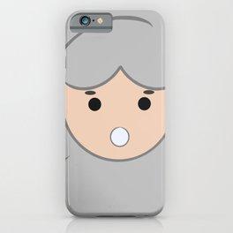 Mane 40 iPhone Case