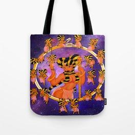 Queen 2 Chibi Set Tote Bag