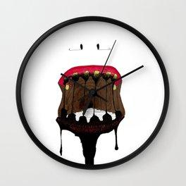 Boca Wall Clock