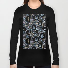 Wishing stones and cairns Long Sleeve T-shirt