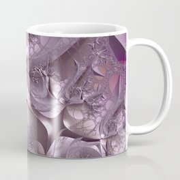 Cool Romance - Eternal love in the universe of fractals Coffee Mug