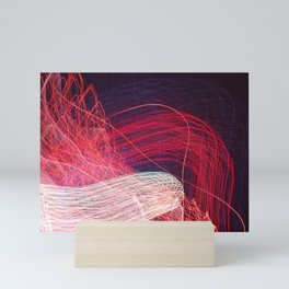 Electric Mini Art Print