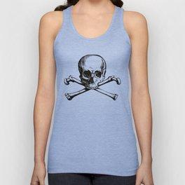 Skull and Crossbones | Jolly Roger Unisex Tank Top