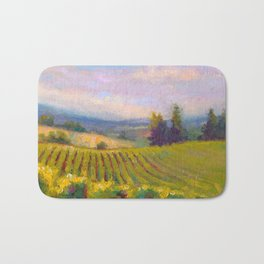 Fruit of the Vine Oregon Vineyard Bath Mat