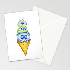 Can I have an ice cream? Stationery Cards