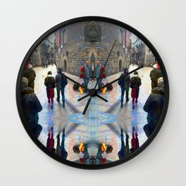 Akin to recalling, instead; understood mimicry. 03 Wall Clock