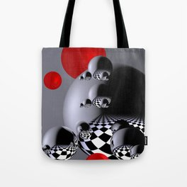 go red -4- Tote Bag
