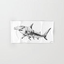 Hammerhead Shark Hand & Bath Towel